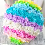 DIY Pinata Easter Egg