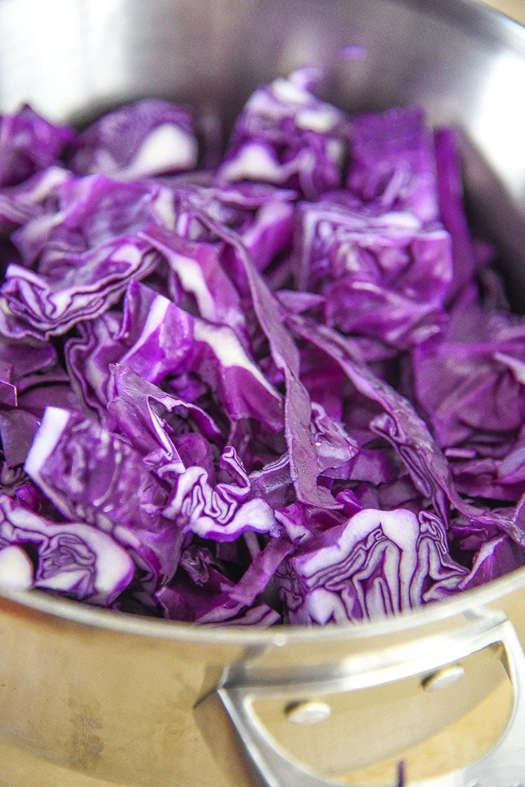 cabbage food dye