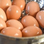 Steamed Hard Boiled Eggs (VIDEO)