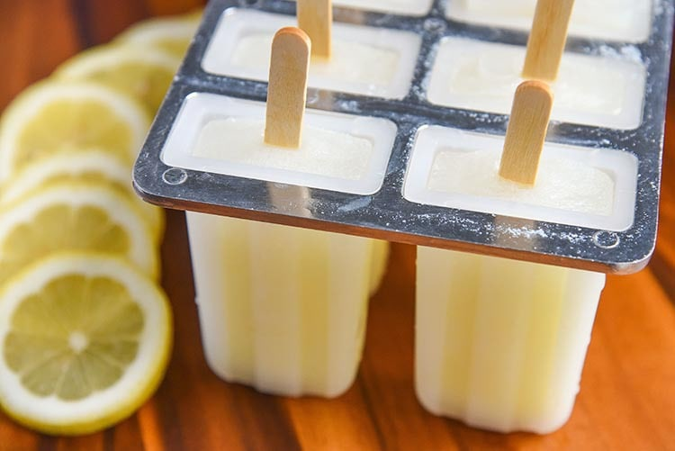 lemon popsicle recipe