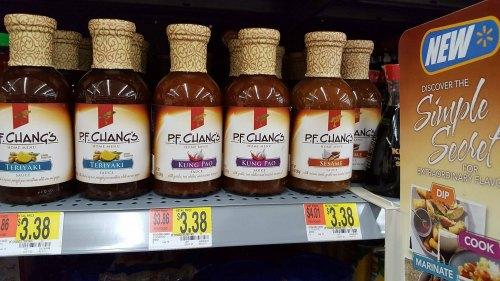 P.F. Changs Sauce Walmart