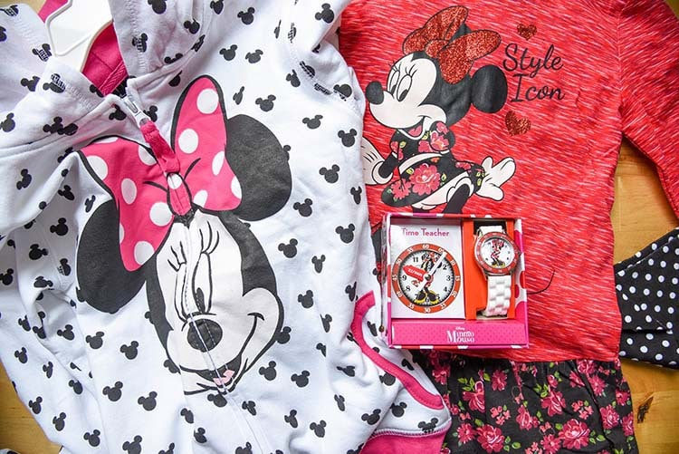 Back to School Outfits - Styles and Savings - Minnie Mouse