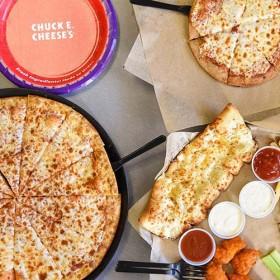 Chuck E. Cheese's Menu