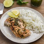 Baked Chimichurri Chicken recipe