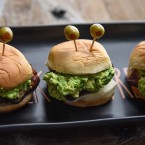 Halloween Appetizer Sliders