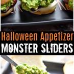 Monster Sliders Recipe