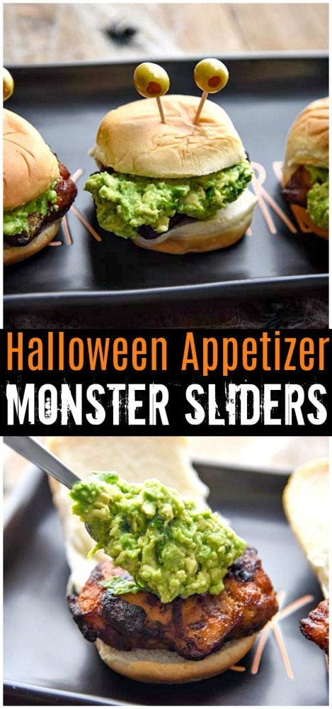 Monster Sliders Recipe