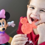 Minnie Mouse Watermelon Pops