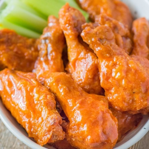 Baked Hot Wings Courtney S Sweets