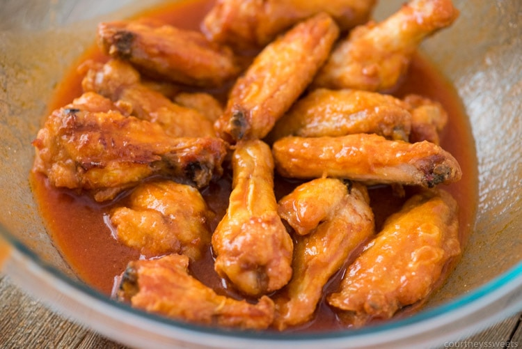 chicken wings recipe