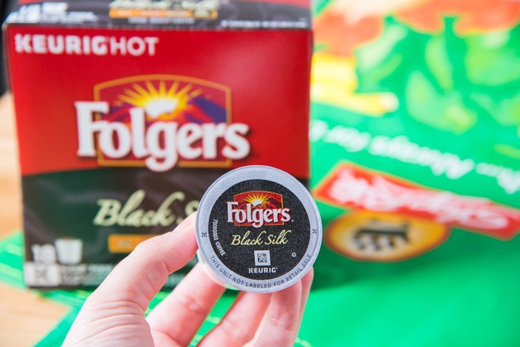 folgers coffee pods shoprite