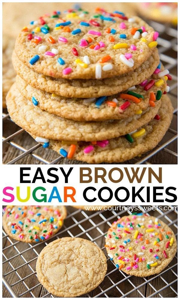 sprinkles brown sugar cookie recipe