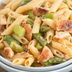 chicken asparagus pasta recipe