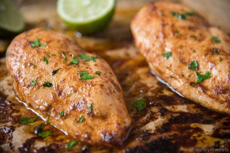 chili lime chicken recipe