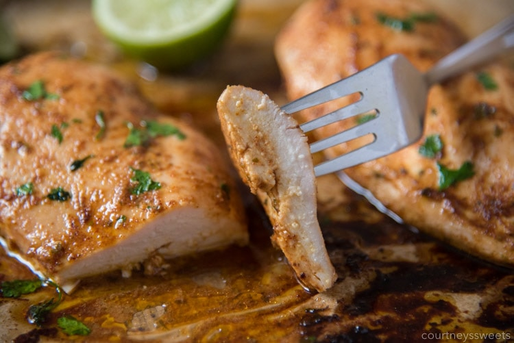marinated chicken chili lime chicken recipe