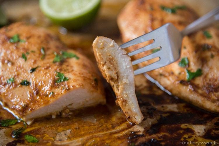 marinated chicken chili lime chicken recipe