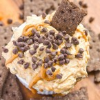 no bake chocolate peanut butter cheesecake