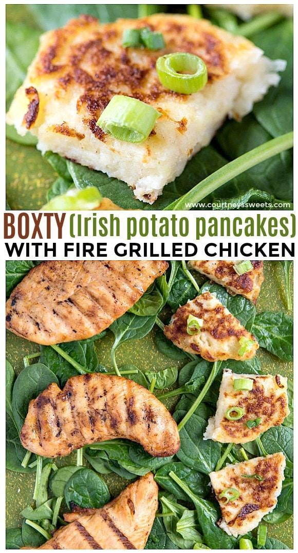 boxty recipe irish potato pancake