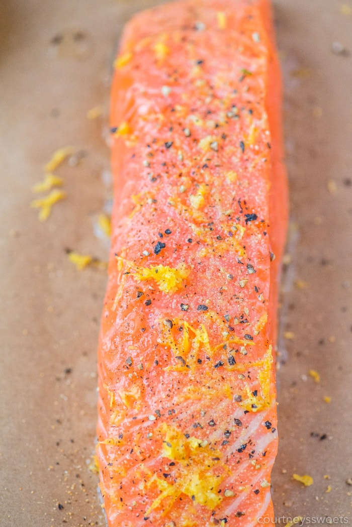 easy lemon pepper salmon recipe