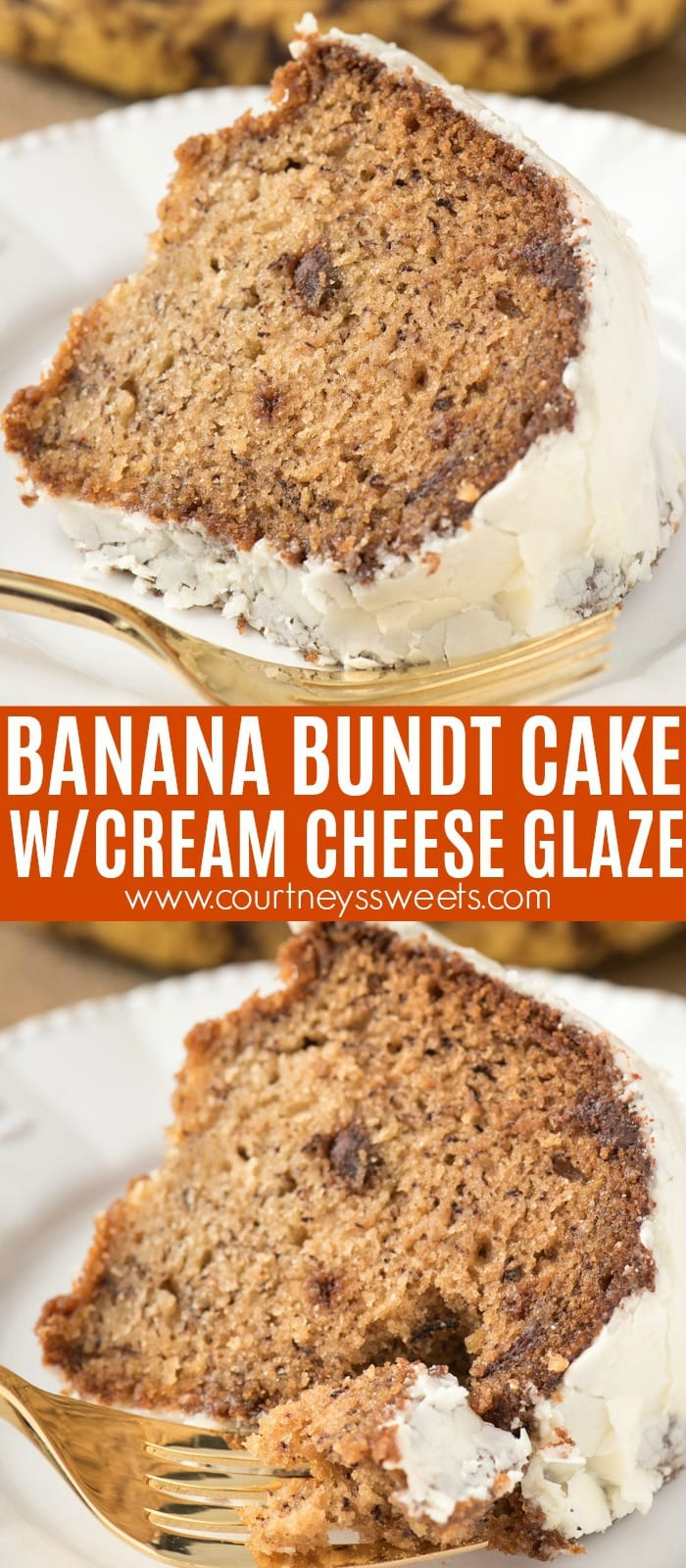 Our Banana Bundt Cake is a hit! We use ripe bananas to make this banana cake recipe pure deliciousness!