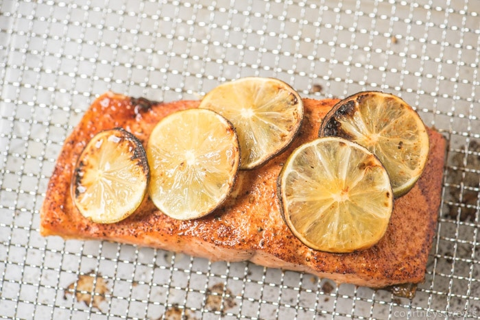 air fryer salmon recipes
