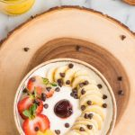 Banana Split Yogurt Bowl