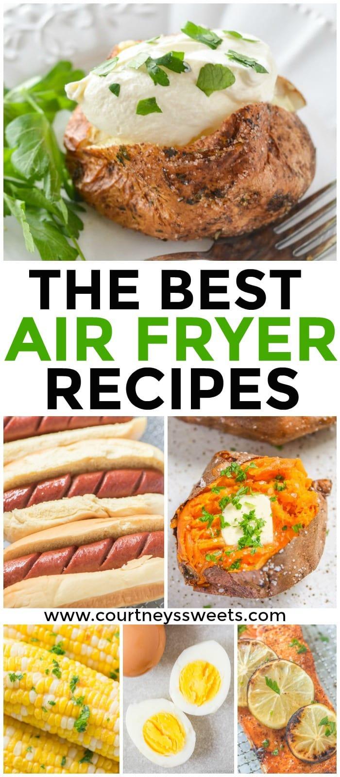 best air fryer recipes