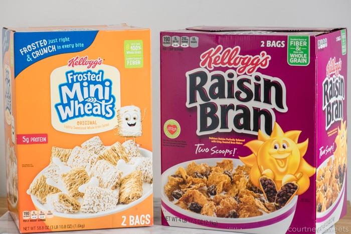 kelloggs breakfast cereal
