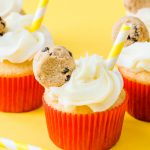 Cake Mix Cupcakes – Milk and Cookies