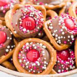 Rolo Pretzels Valentine's Day Candy
