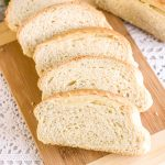 French Bread Recipe (stand mixer)